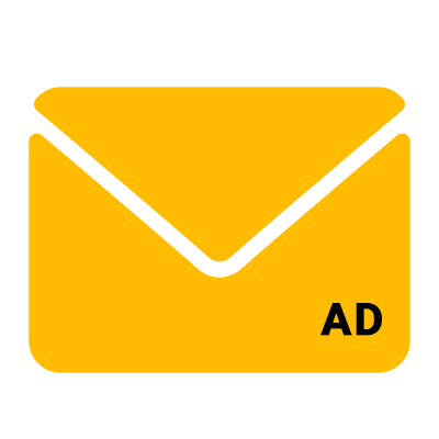 advertizing email