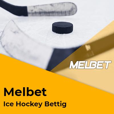 Melbet Ice Hockey Betting