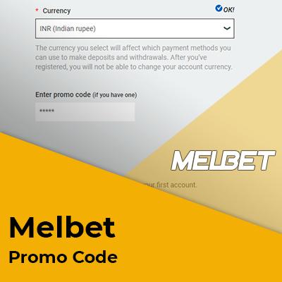 Melbet Promocode