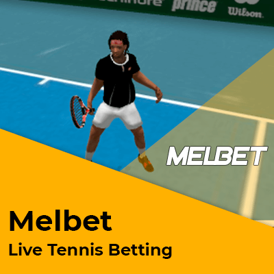 Live Tennis Betting Melbet